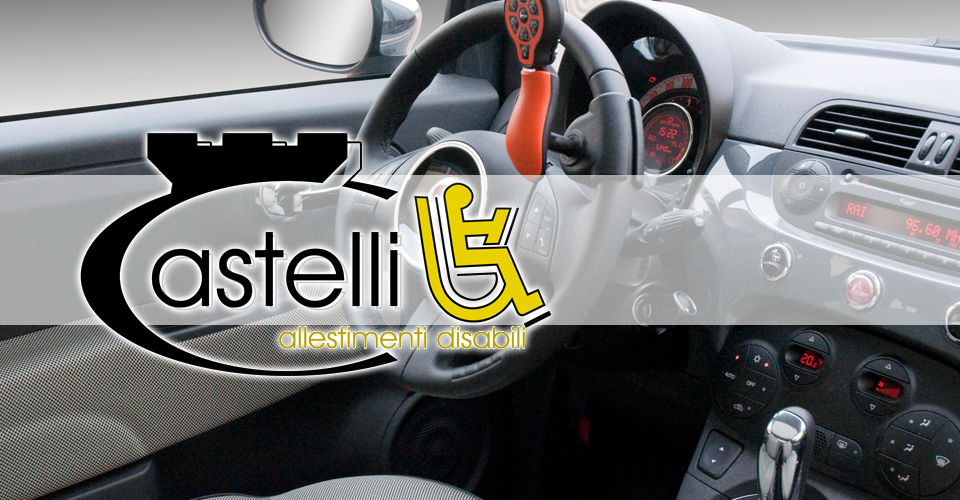 huge discount 6b77a 9aadc Allestimenti Auto Disabili, Dispositivi di Guida, Feltre Belluno